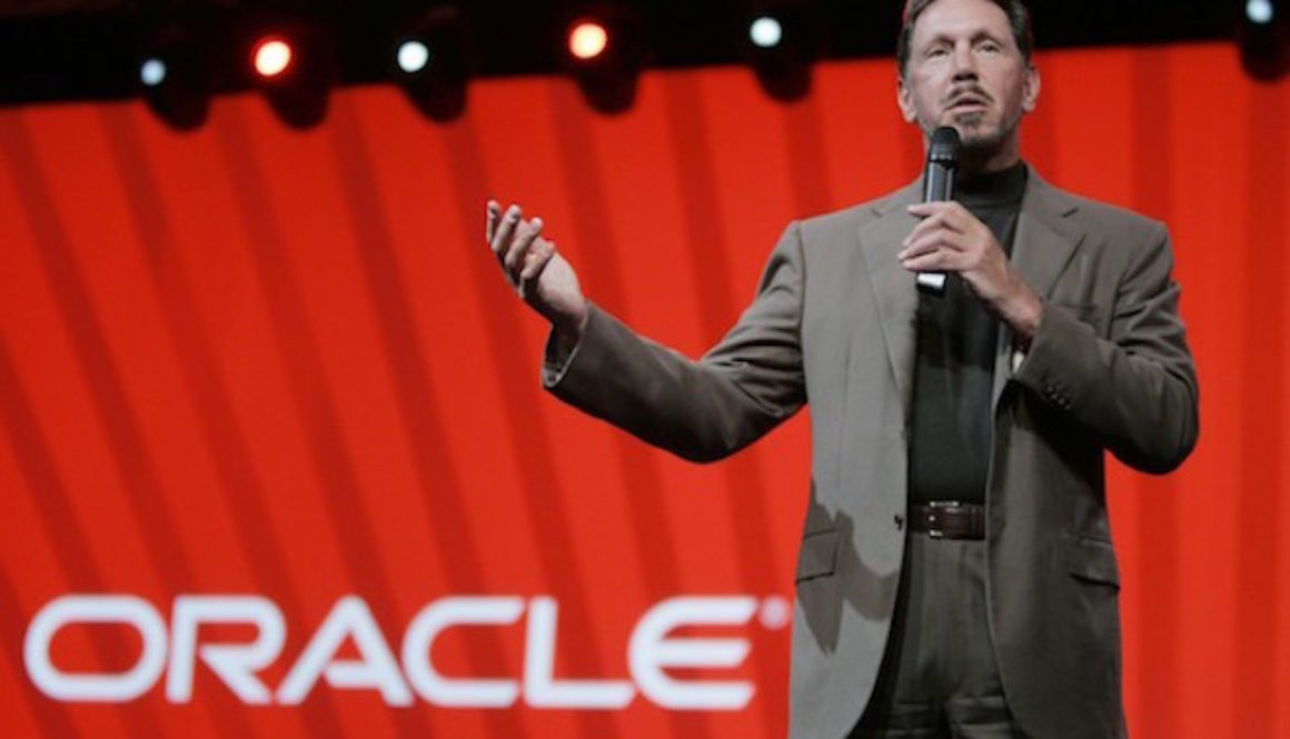 Washington Post - Larry Ellison