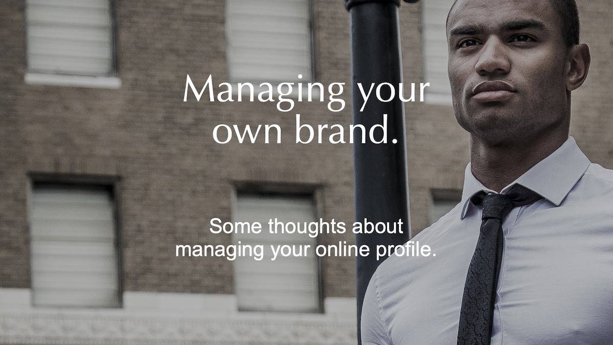 FEATURED IMAGE Managing your own brand 1200x675pxl