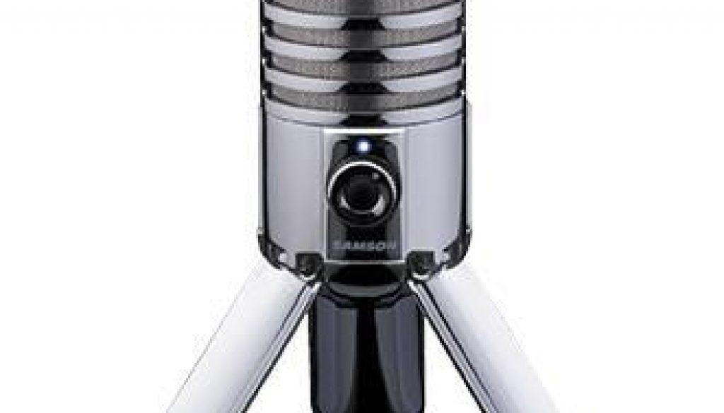 Samson Meteor USB Microphone 331x331pxl