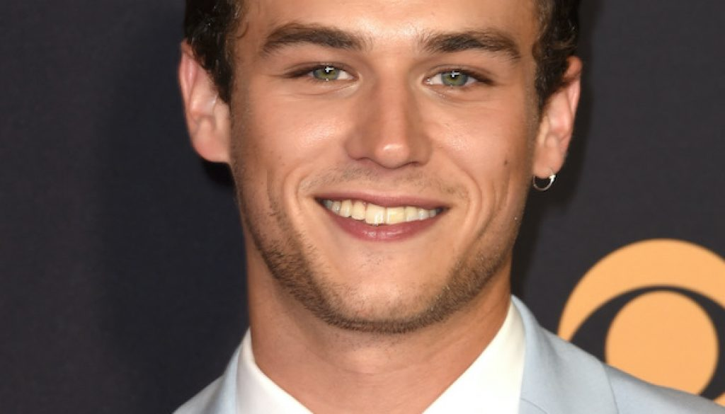 LOS ANGELES, CA - SEPTEMBER 17: Actor Brandon Flynn attends the 69th Annual Primetime Emmy Awards at Microsoft Theater on September 17, 2017 in Los Angeles, California. (Photo by J. Merritt/Getty Images)